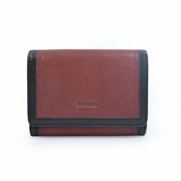 Signature Label Italian Leather Extra Capacity Wallet