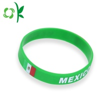 Customized Silicone Bracelet Cheap Price And Fast Delivery