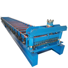 Corrugated Metal Roof Sheet Cold Roll Forming Machine