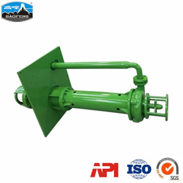 Vertical Submerged Slurry Sump Pit Pump with Agitator