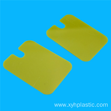 Processing Small Piece 3240 Epoxy Insulating Sheet