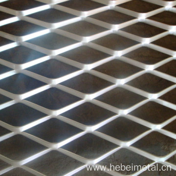 Diamond Construction Materials Stainless Expanded Metal Mesh