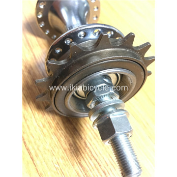 Steel Rear Bicycle Hub