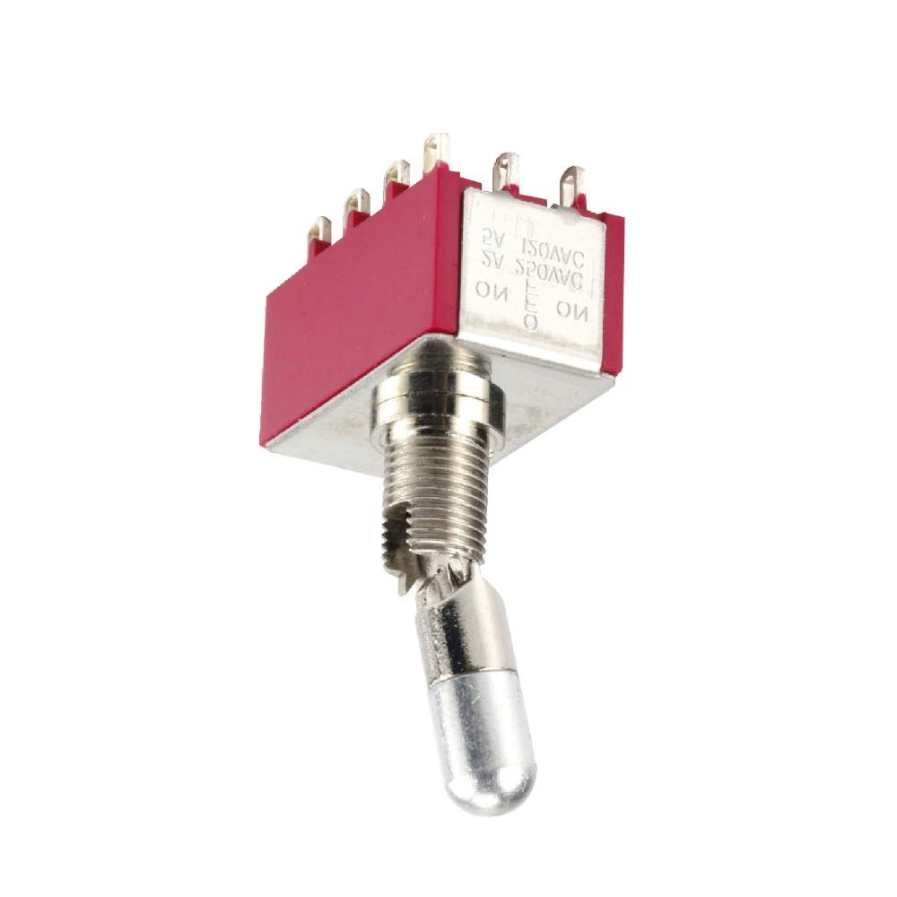 Self Locking Anti Misoperation Miniature Toggle Switch