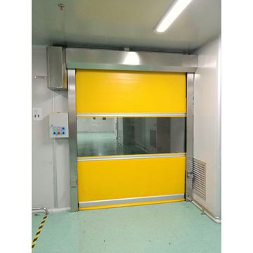 Clear Room PVC High Speed Door