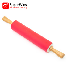 Home Kitchen Non-Stick Silicone Rolling Pin