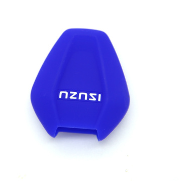 2 buttons Suzuki silicon car key case