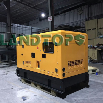 China Exporter for Ricardo Diesel Generator 150kva Ricardo Silent Generator Diesel Genset Price supply to Japan Factory