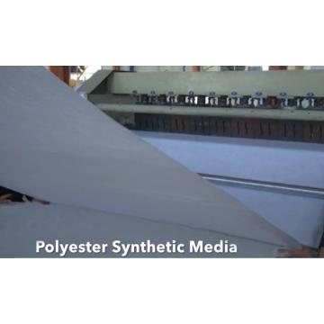 J Polyester Synthetic Filter Media