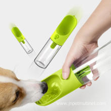 400ml Pet Travel Portable Water Dispenser Bottle Outdoor