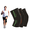 open patella knee support brace knee sleeves