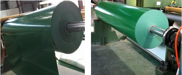 PVC Flat Conveyor Belt