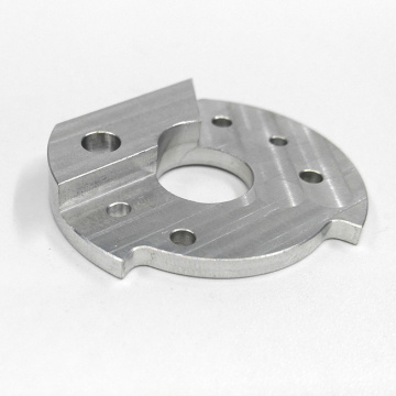 CNC Machining and Manufacturing Aluminum Parts
