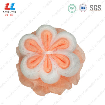baby bath accessories exfoliating loofah bath sponge