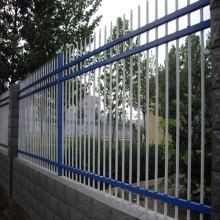 High Permance for  professional cheap zinc steel picket fence export to Nigeria Manufacturers