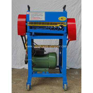 ginamit na wire stripping machine
