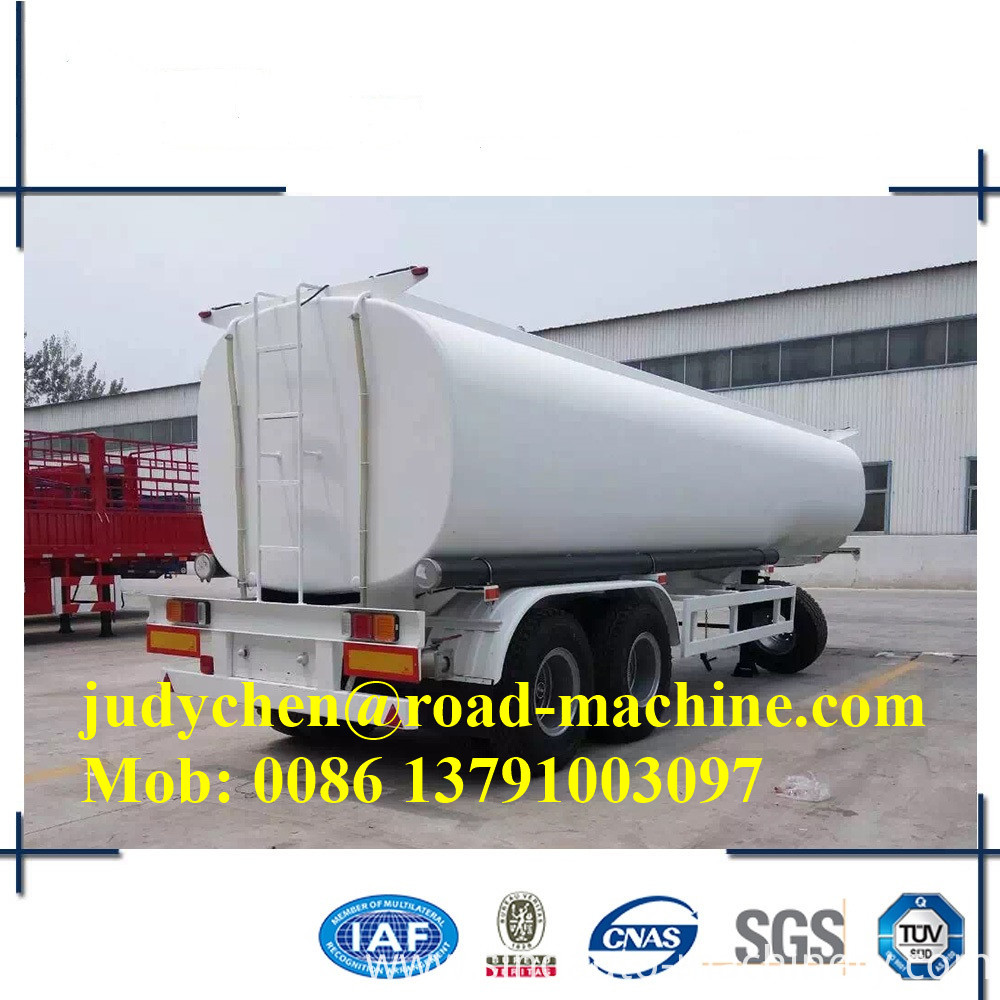 30m3 Water Tank Semi Trailer