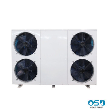 Commercial EVI Air Source Heat Pump