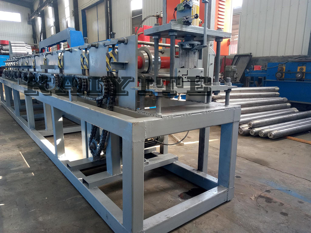 Galvanised Steel Door Frame Making Machines