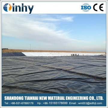40/60mils Impermeable HDPE Pond Liner for Reservoir