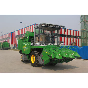 Self-propelled Corn Harvester Large Torque Reserve