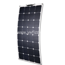 Semi Flexible Monocrystalline Silicon 50W Solar Panel