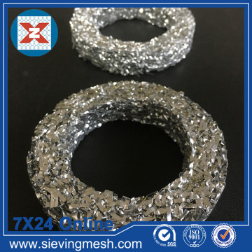 Expanded Aluminum Foil Fabric Pad