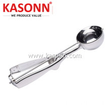 Customized for Cookie Spoon High Quality Stainless Steel Ice Cream Scoop supply to Angola Exporter