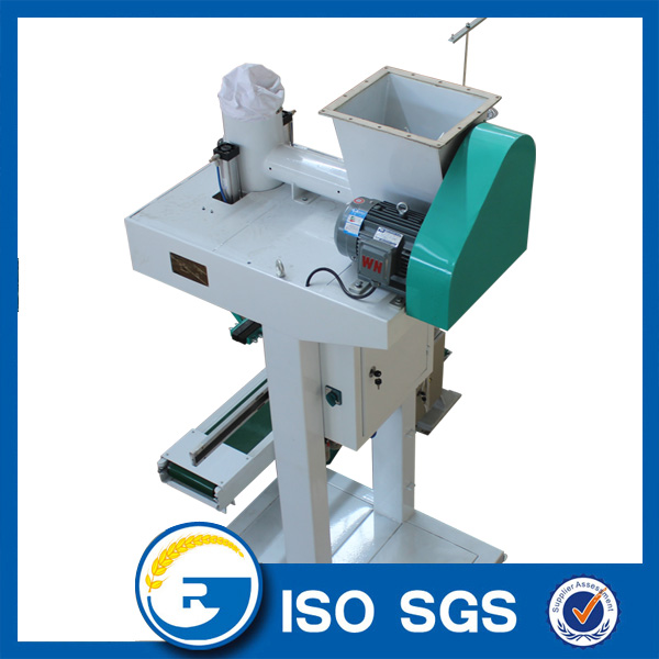 Automatic weighing packaging scale