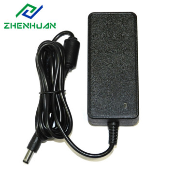 30W 24V/1.25A AC-DC Lighting Adapter with 2.1mm Plug