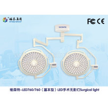 Low price for Led Shadowless Lamp Hospital LED operating lamp supply to Philippines Importers