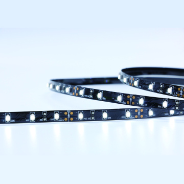 3528SMD 60led black PCB mono led Strip
