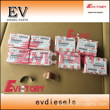 VOLVO spare parts D5E cylinder block camshaft