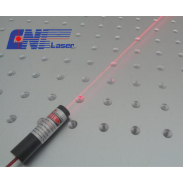 637nm Red Diode Laser Module Used For Scientific Experiment