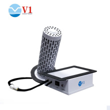 Central air conditioner parts uv air cleaner