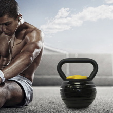 Multiple Plate Weight Range Kettlebell