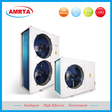 Low Ambient Temperature Split System Air Heat Pump