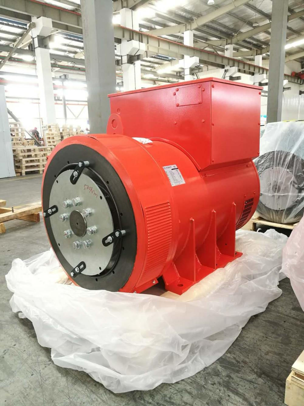 Industrial Synchronous Brushless Generator