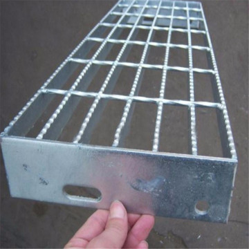 Non Slip Outdoor Steel Stair Treads