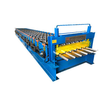 colorful steel roofing sheet making machines in guangzhou