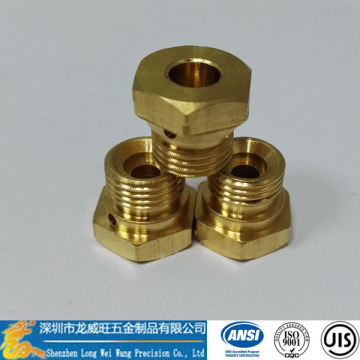Non standard cnc lathe clamp fastening piece