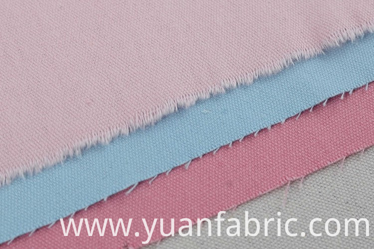 132woven Fabric Plain Dyed Cotton Fabric Factory Price