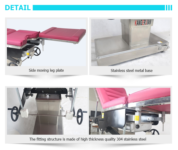 KDC-Y mechanical delivery table_07