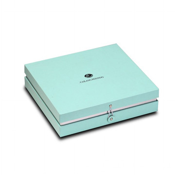 Decorative Gift Boxes With Hinged Flap Lids