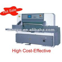 Program Control Paper Cutting Machine Guilotine