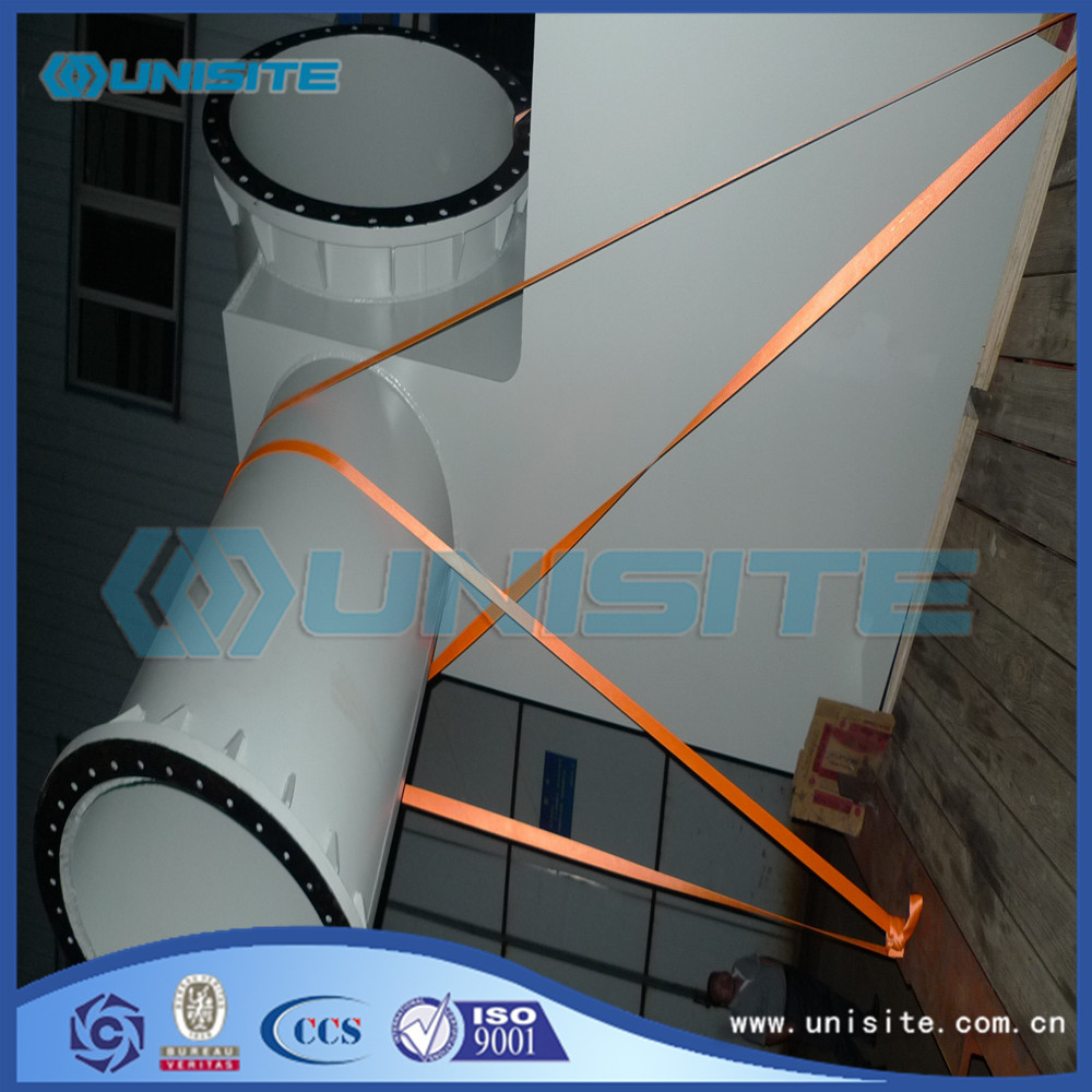 Steel Dredge Bow Coupling Price