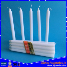 Angola 23G 8X65 Household White Candle