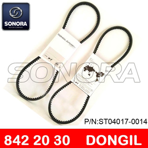 DONGIL DRIVE BELT V BELT 842 x 20 x 30 SCOOTER MOTORCYCLE V BELT ORIGINAL QUALITY