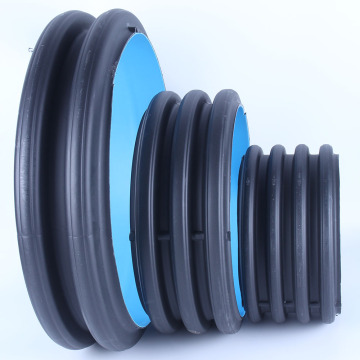 HDPE Double Wall Corrugated Communication Pipe