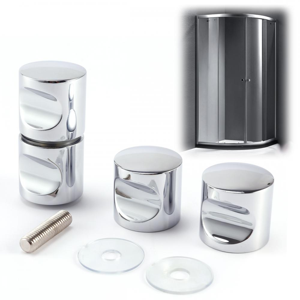 Stainless Steel Shower Door Knob